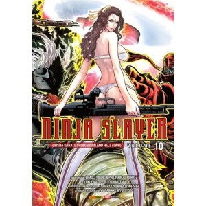 NINJA SLAYER - GEISHA KARATE SHINKANSEN AND HELL (TWO) - 10