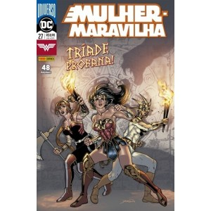 Mulher-Maravilha: Universo DC - 27