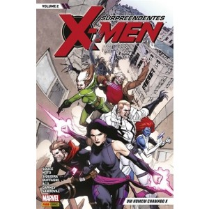 Surpreendentes X-Men - Volume 2