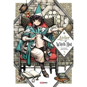 Atelier Of Witch Hat - 2