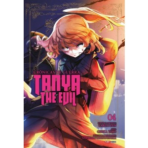 Tanya the Evil - Crônicas de Guerra Vol. 4