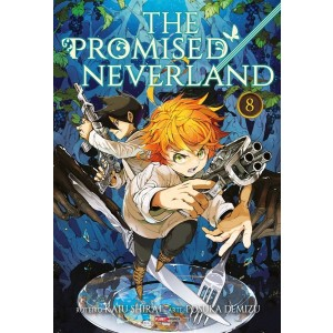 The Promised Neverland - Vol. 8