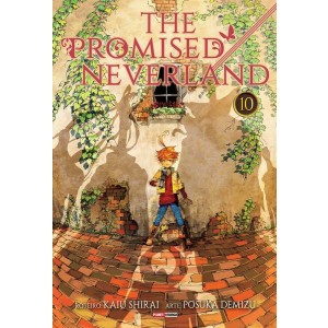 The Promised Neverland - Vol. 10