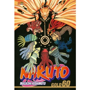 Naruto Gold Vol.60