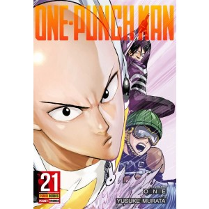 One-Punch Man - Vol. 21