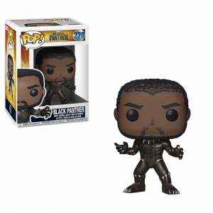 Funko - POP! Movies 273: Black Panther