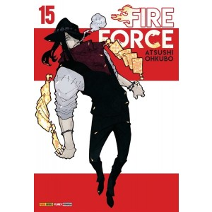 FIRE FORCE ED. 15