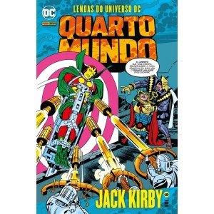 Lendas Do Universo Dc: Quarto Mundo - Vol. 6