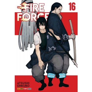 FIRE FORCE ED. 16