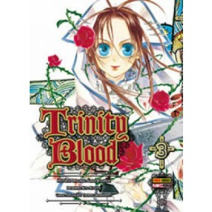 Trinity Blood nº 03