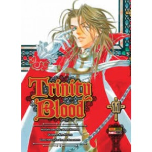 Trinity Blood nº 11
