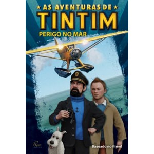 As Aventuras de Tintim - Perigo no Mar