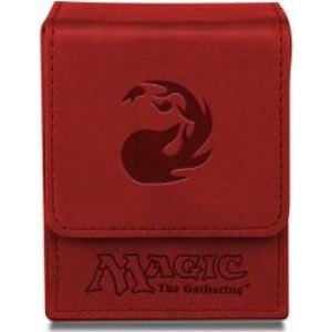 Ultra-Pro - Deck Box New Style Red