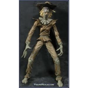 Scarecrow - Hush - Collector Action Figure