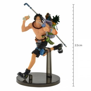 PORTGAS D.ACE - ONE PIECE MANI PRODUCE
