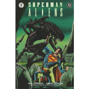 Superman Aliens - Dark Horse Comics