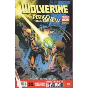 WOLVERINE MARVEL NOW 002