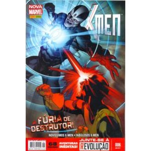 X-MEN MARVEL NOW 06
