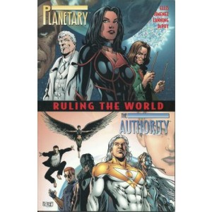Planetary The Authority Ruling the World