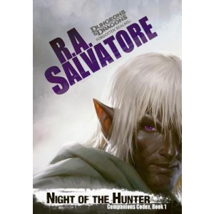 Dungeons and Dragons Night of the Hunter Companions Codex 1