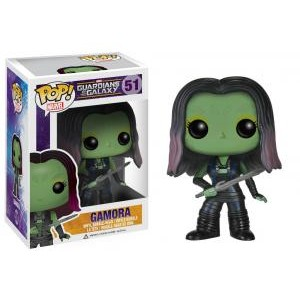 Funko - POP! MARVEL 051: GUARDIANS OF THE GALAXY - GAMORA