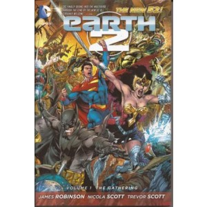 Earth 2 (The New 52) Volume: 01
