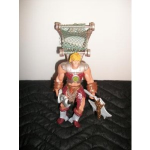 Masters of the Universe: Hunter He-Man - 2002 Series