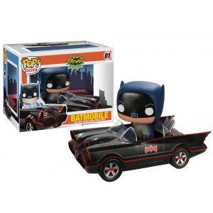 Funko - POP! HEROES: 1966 BATMOBILE