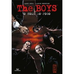 The Boys - Volume 1: O Nome do Jogo
