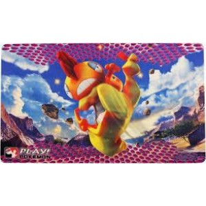 Playmat Pokemon League
