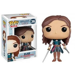 Funko - POP! GAMES 036: ASSASSIN'S CREED - ELISE