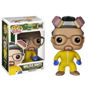 Funko - POP! TV: BREAKING BAD - WALTER WHITE (COOK)