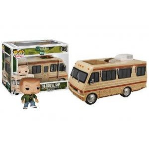 Funko - Pop! Rides: Breaking Bad - The Crystal Ship