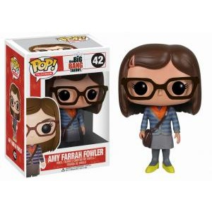 Funko - POP! TV: BIG BANG THEORY - AMY FARRAH FOWLER