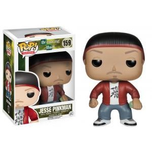 Funko - POP! TV: BREAKING BAD - JESSE PINKMAN