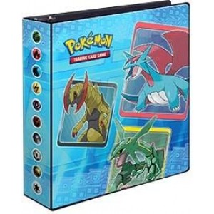 "Ultra-Pro - 2"" Pokemon Rayquaza Dragonite Album Gen 6"