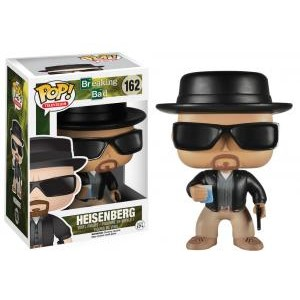 Funko - POP! TV: BREAKING BAD - HEISENBERG