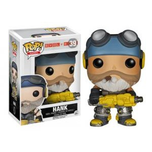 Funko POP GAMES 039 EVOLVE HANK