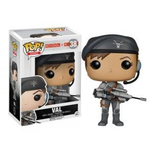 Val - Pop! Games - Evolve - 38 - Funko