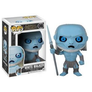 Funko - POP! TV: GAME OF THRONES - WHITE WALKER