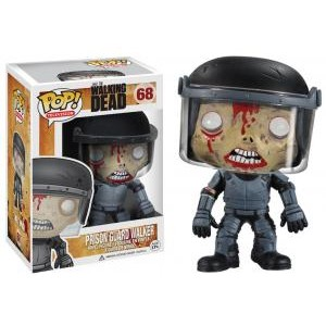 Funko - POP! TELEVISION 068: THE WALKING DEAD - PRISON GUARD ZOMBIE