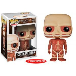 Funko - POP! ANIMATION 023: ATTACK ON TITAN - COLOSSAL TITAN