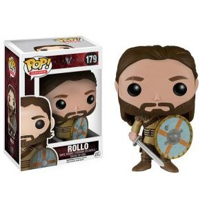 Funko - POP! TV: VIKINGS - ROLLO