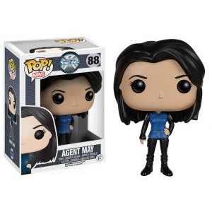 Funko - POP! MARVEL 088: AGENTS OF S.H.I.E.L.D. - AGENT MAY