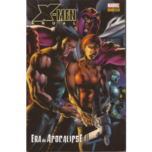 X-Men Anual 1 - Era de Apocalipse