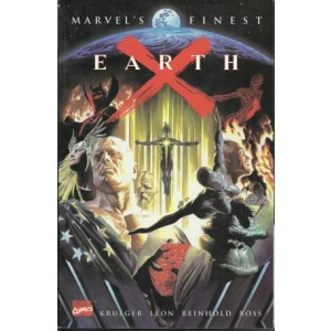 EARTH X MARVELS FINEST