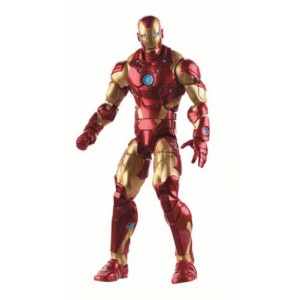 MARVEL LEGENDS HEROIC AGE IRON MAN