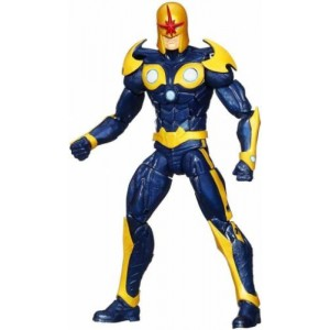 GUARDIANS OF THE GALAXY MARVEL LEGENDS NOVA