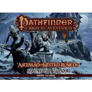 Pathfinder — Ascensão dos Mestres Rúnicos — Assassinatos do Esfolador