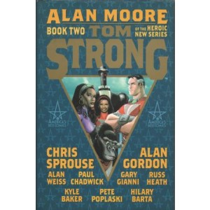 Tom Strong Book Two